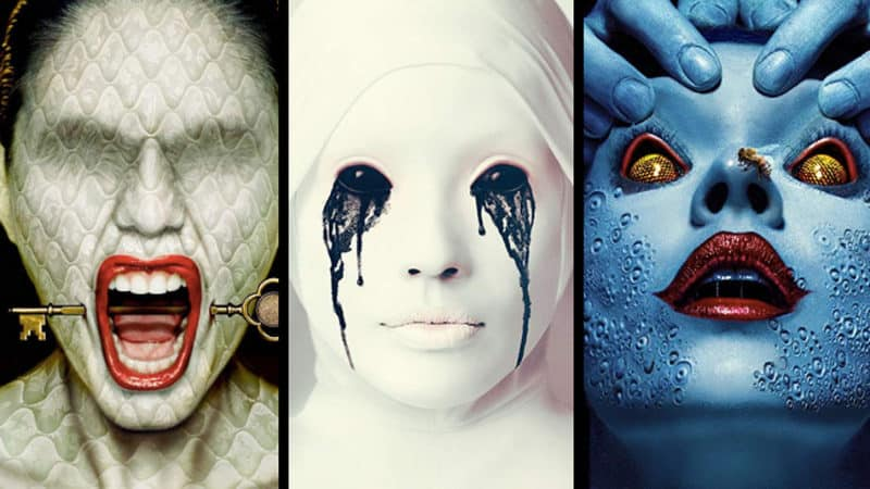 Best Netflix TV Series - American Horror Story