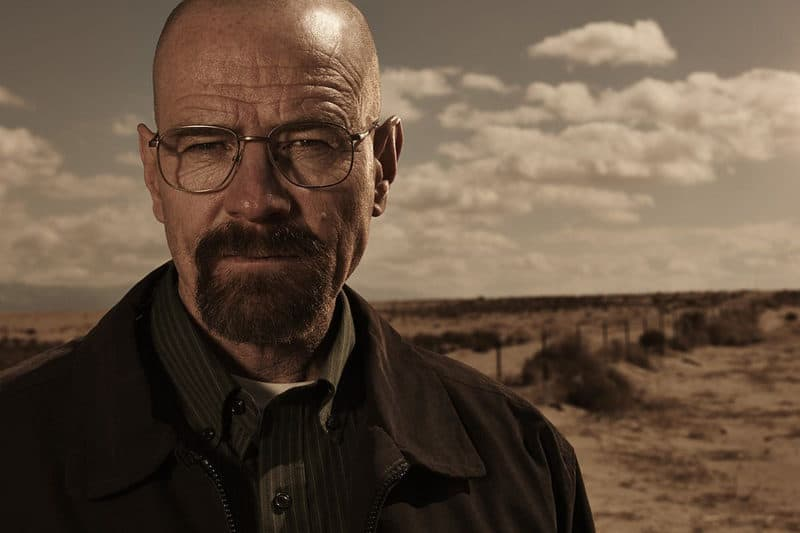 Best Netflix TV Series - Breaking Bad