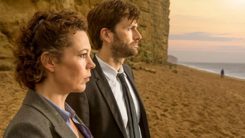 Best Netflix TV Series - Broadchurch