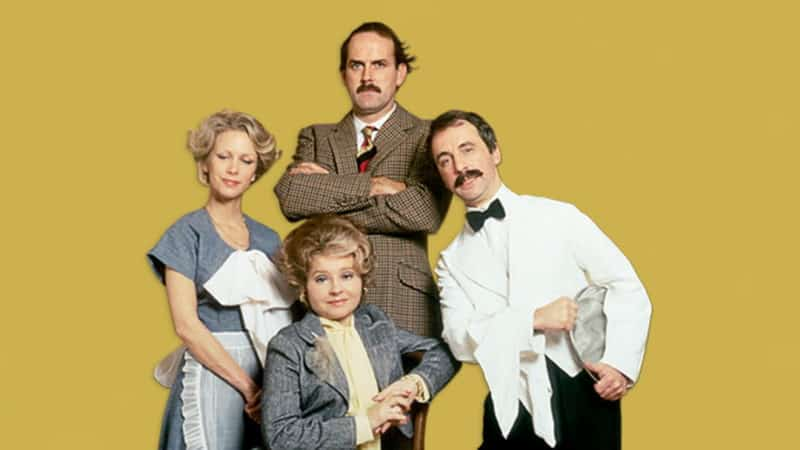 Best Netflix TV Series - Faulty Towers