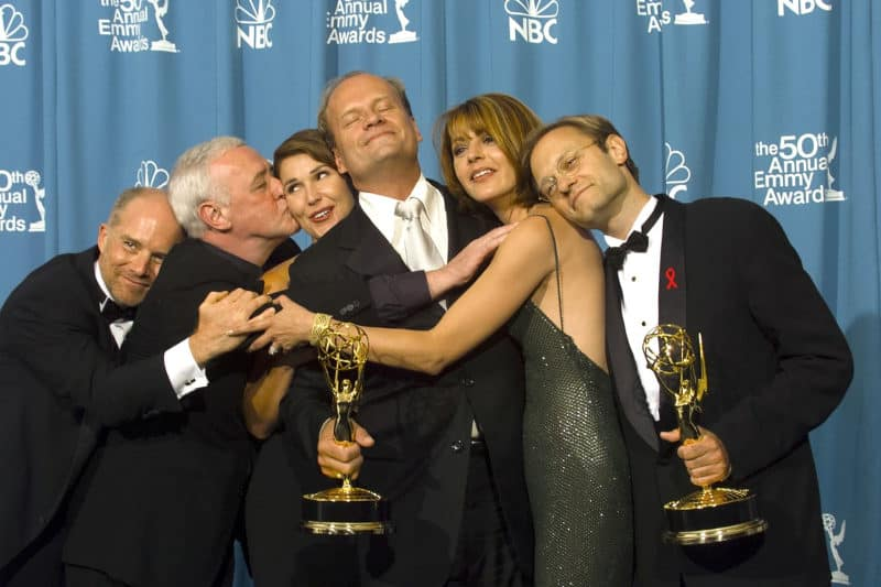 Best Netflix TV Series - Frasier