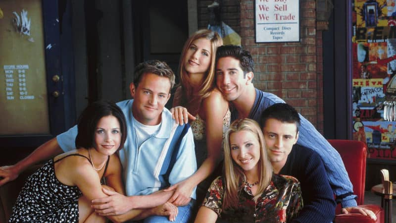 Best Netflix TV Series - Friends