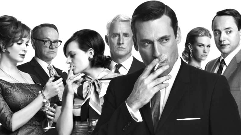 Best Netflix TV Series - Mad Men