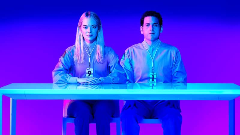 Best Netflix TV Series - Maniac