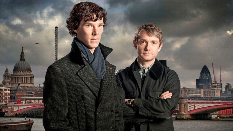 Best Netflix TV Series - Sherlock