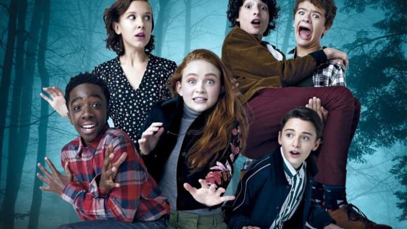 Best Netflix TV Series - Stranger Things