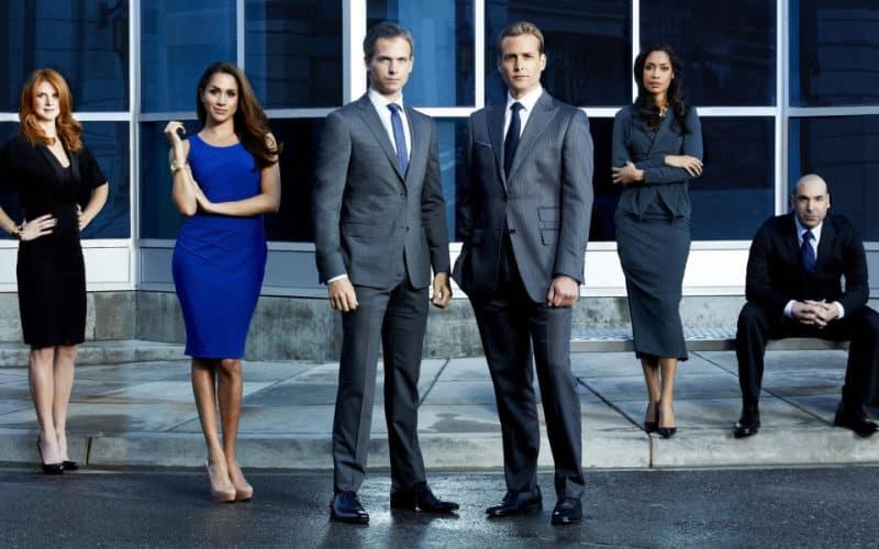 Best Netflix TV Series - Suits