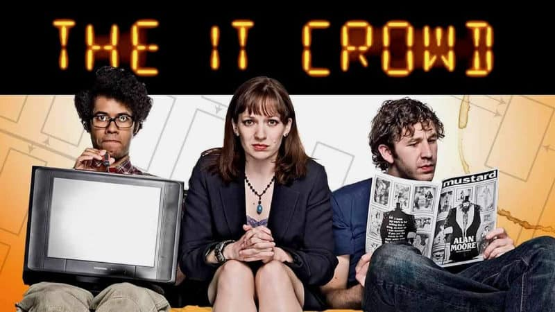 Best Netflix TV Series - The IT Crowd