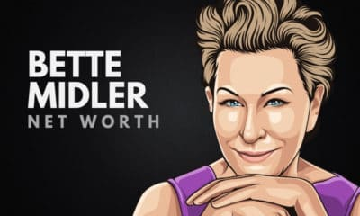 Bette Midler's Net Worth