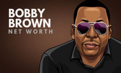 Bobby Brown's Net Worth