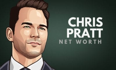 Chris Pratt's Net Worth