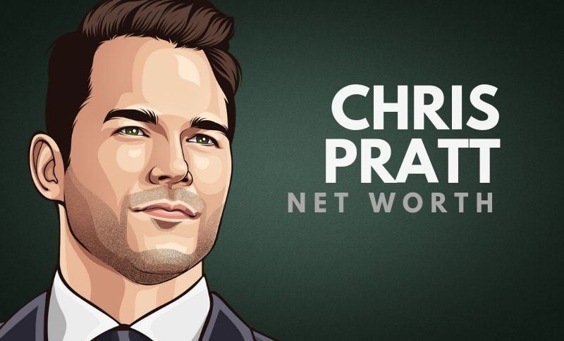 Chris Pratt Net Worth