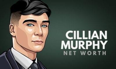 Cillian Murphy's Net Worth