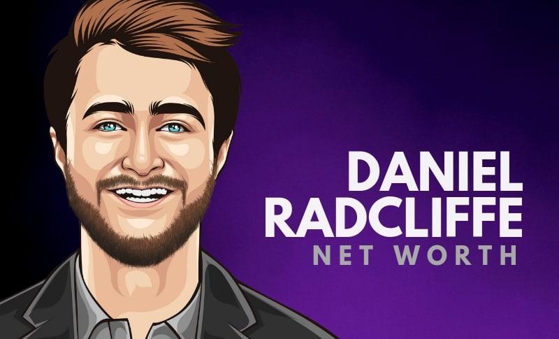 Daniel Radcliffe's Net Worth