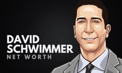 David Schwimmer's Net Worth