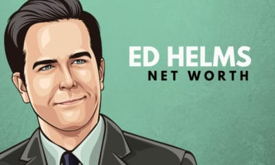 Ed Helms' Net Worth