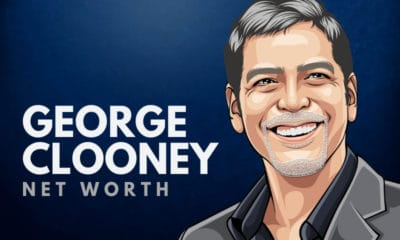 George Clooney's Net Worth