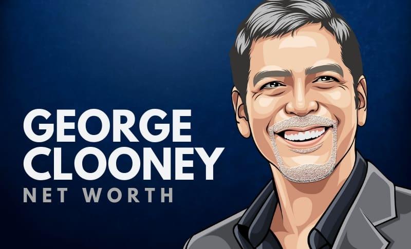George Clooney's Net Worth