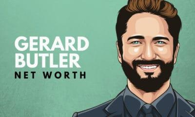 Gerard Butler's Net Worth