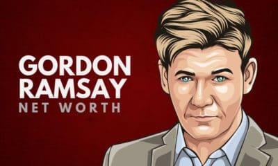 Gordon Ramsay's Net Worth