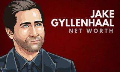 Jake Gyllenhaal's Net Worth