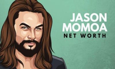 Jason Momoa's Net Worth