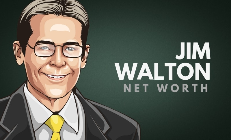 Jim Walton's Net Worth