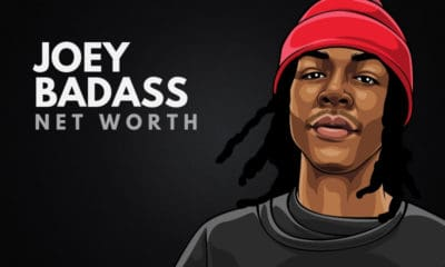 Joey Badass' Net Worth
