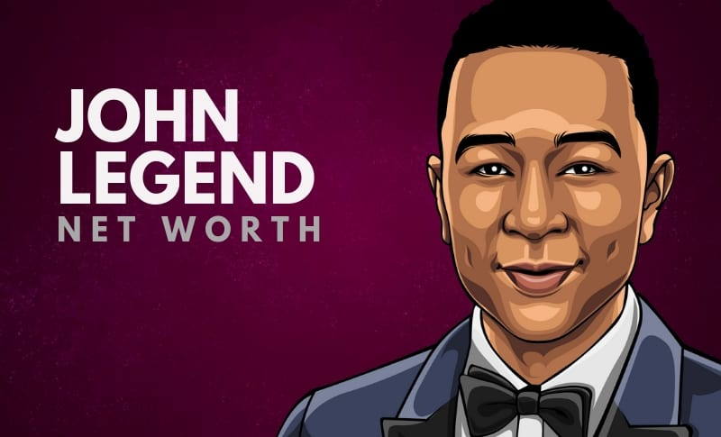 John Legend's Net Worth