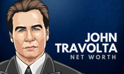 John Travolta's Net Worth