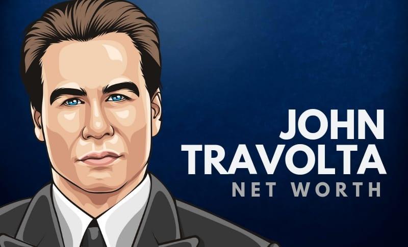 John Travolta's Net Worth