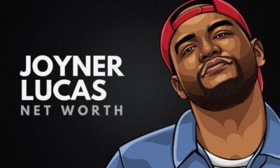 Joyner Lucas' Net Worth