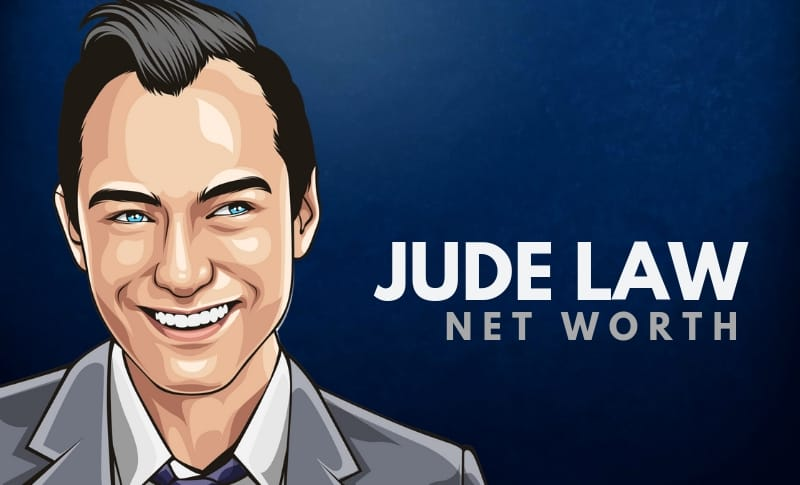 Jude Law's Net Worth