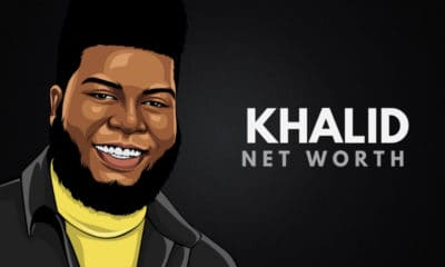 Khalid's Net Worth