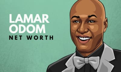 Lamar Odom's Net Worth