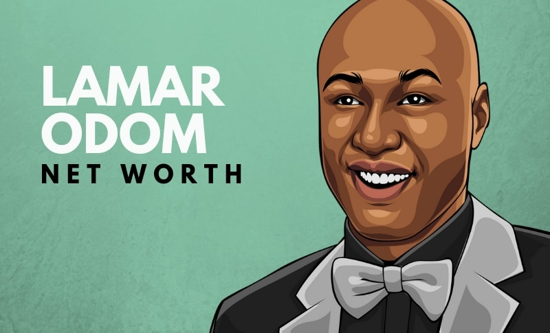 Lamar Odom's Net Worth