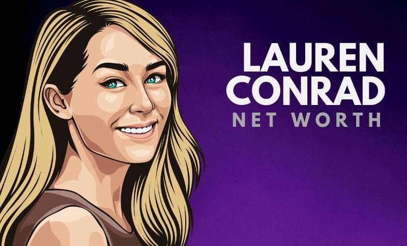 Lauren Conrad's Net Worth