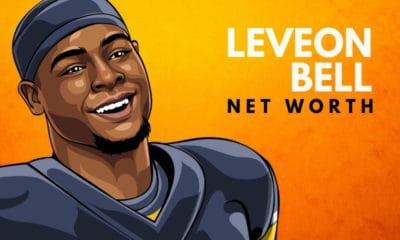 Leveon Bell's Net Worth