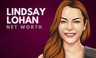 Lindsay Lohan's Net Worth