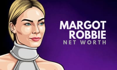 Margot Robbie's Net Worth