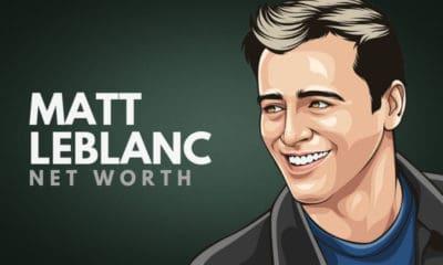 Matt Leblanc's Net Worth