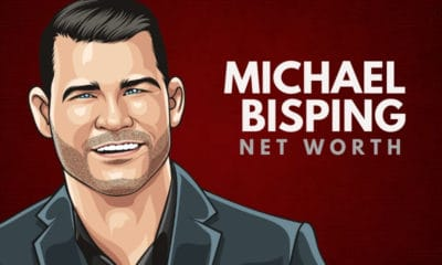 Michael Bisping's Net Worth