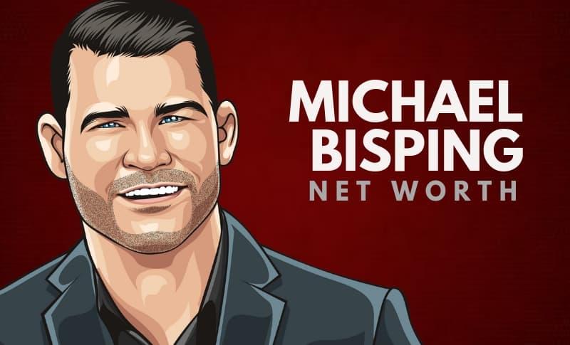 Michael Bisping's Net Worth