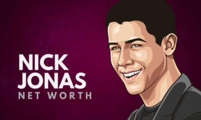 Nick Jonas' Net Worth