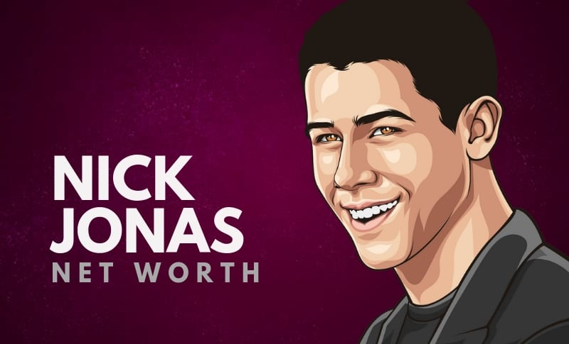 Nick Jonas' Net Worth