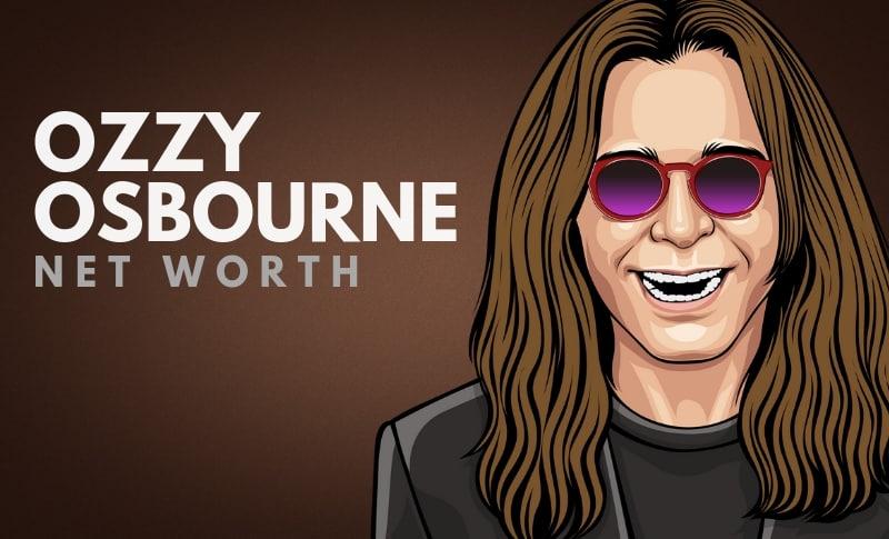 Ozzy Osbourne's Net Worth