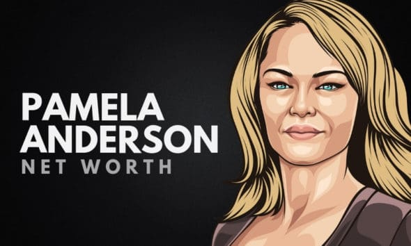 Pamela Anderson's Net Worth