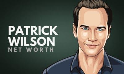 Patrick Wilson's Net Worth