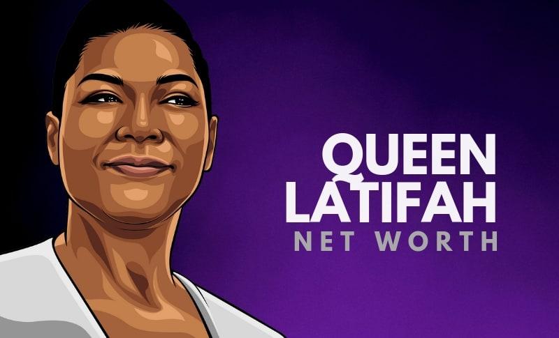 Queen Latifah's Net Worth