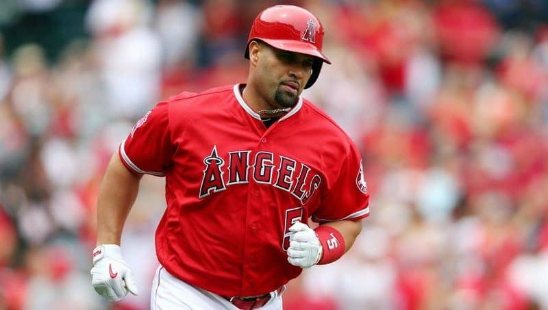 Richest Baseball Players - Albert Pujols